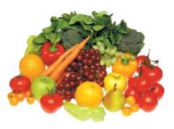 усталость победят овощи