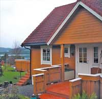 Утепление деревянного дома наружным способом